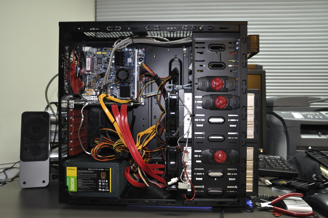 ITX ATOM