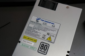 大陸淘宝貨, 輸出12V 上限為24A。少4P線,返而有兩組PCI-E 6pin。